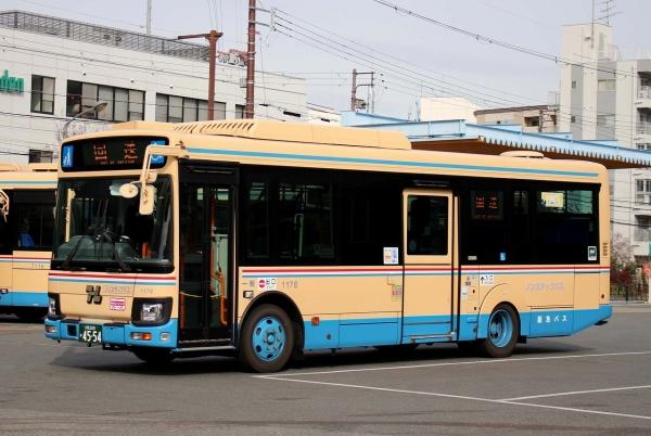 大阪200か4554 1176