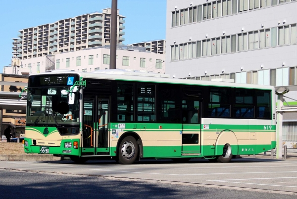 神戸200か5598 619