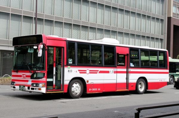 大阪200か1719 B3833