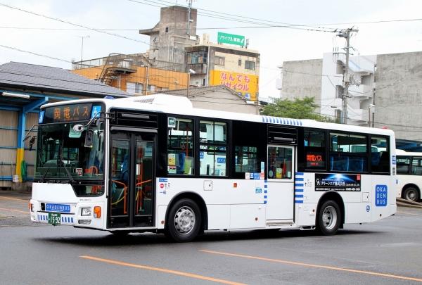 岡山200か1592 555