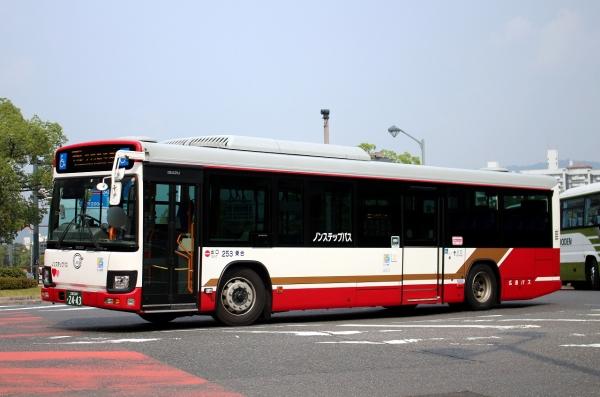 広島200か2443 253