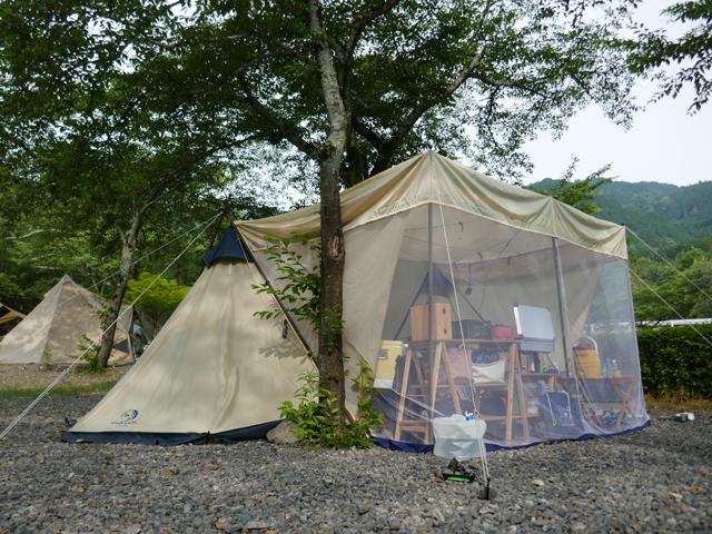大津谷公園キャンプ場2
