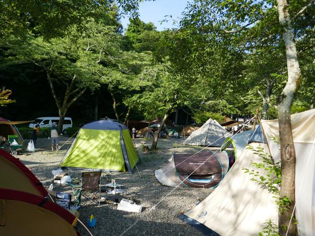 大津谷公園キャンプ場3