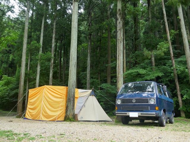 姉川パークキャンプ場2