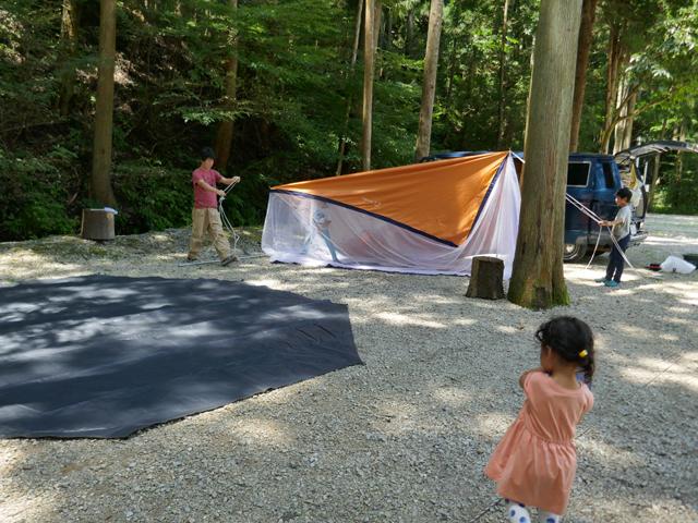 姉川パークキャンプ場1