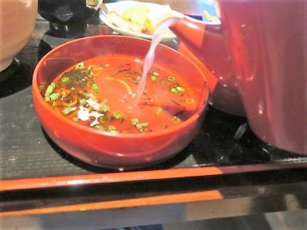 20-5-31 蕎麦湯
