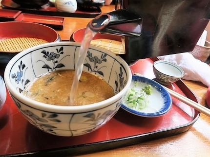 20-9-6 蕎麦湯