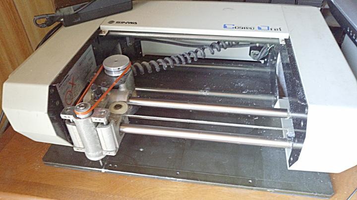 SINWAの彫刻機 Roland DGのPNC-2000
