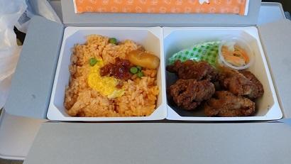 チキン弁当 (1)