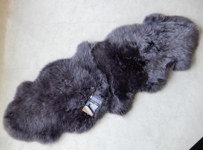 コストコ ◆ 2匹物ラムスキンラグ 7,698円也 ◆