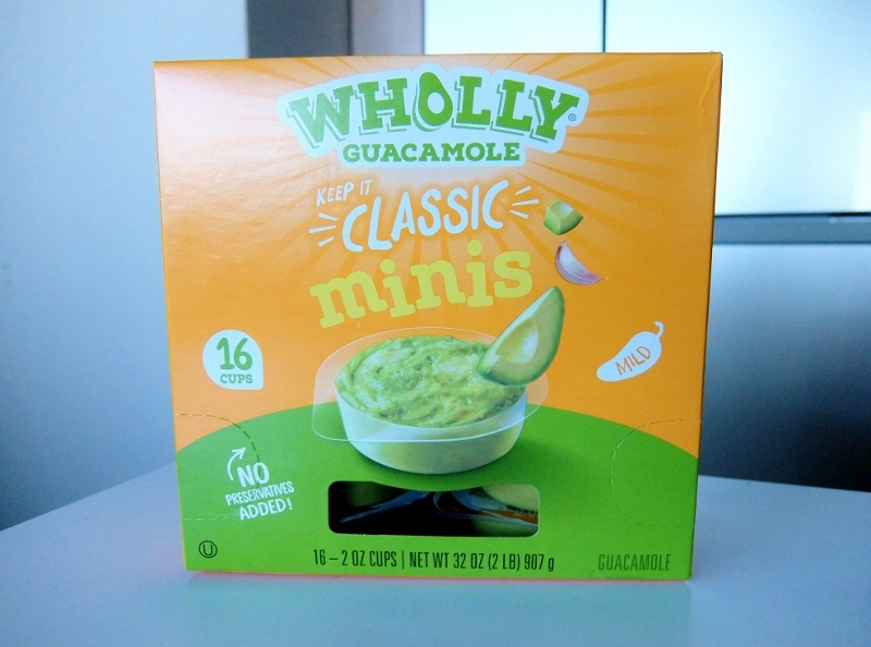 コストコ ◆ Wholly Guacamole 1,288円也(300円引き) ワカモレ アボカドディップ ◆