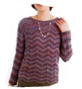 棒針編み編み物キットハマナカフーガh144-036