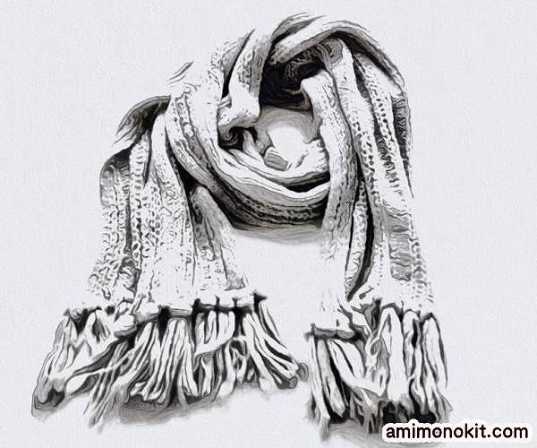 棒針編み手編みキットざっくりショール楽天毛糸ピエロ3