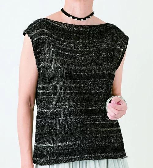 編み物キットアンダルシアネオまっすぐベスト