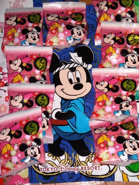 ディズニーお菓子