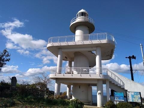雑賀埼灯台