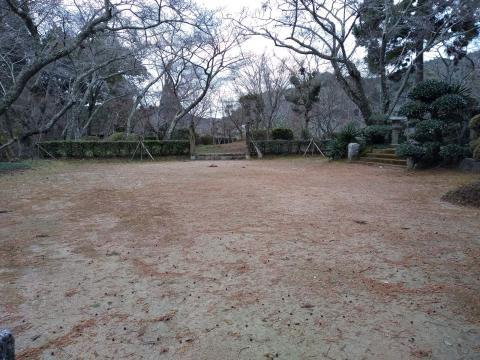 柳生陣屋跡