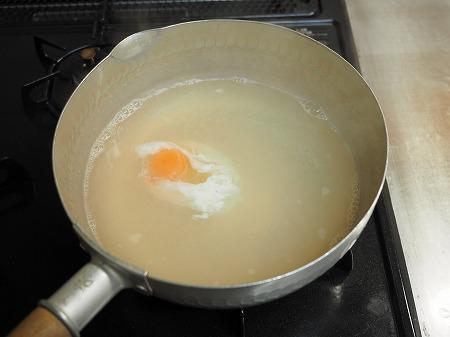 サバ納豆蕎麦の大根おろし味032