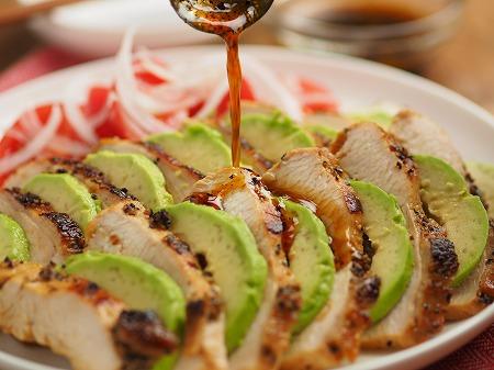鶏むね肉のタバスコ焼き003