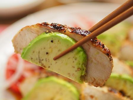 鶏むね肉のタバスコ焼き030