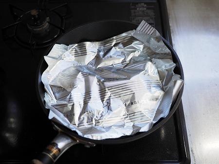 サバ缶と新筍の生姜煮035