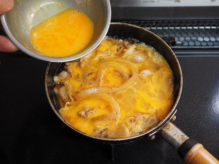 焼き新玉ねぎの卵丼043