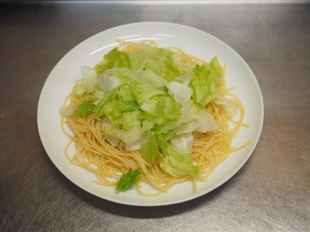 焼き肉サラダスパゲティ061