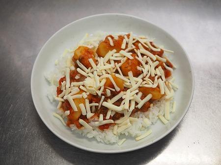 サバじゃがトマト煮ライス027