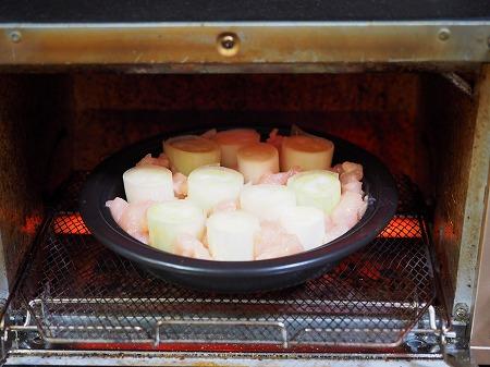 長ねぎと鶏むね肉の明太マヨ039