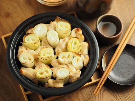 長ねぎと鶏むね肉の明太マヨ006