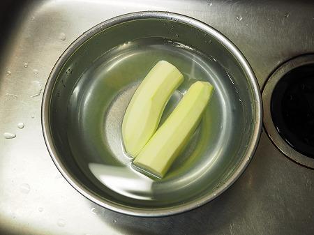 サバ缶と蒸し茄子の荒田風015