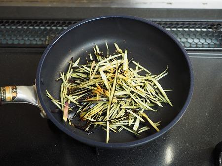 サバ缶と蒸し茄子の荒田風020