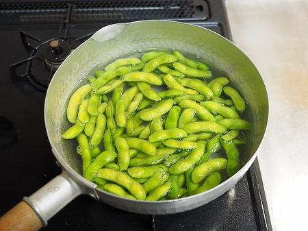 枝豆の茹で方015