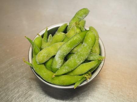 枝豆のわさび麺つゆ漬け018