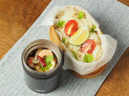 トムヤンクン風スープそうめん017