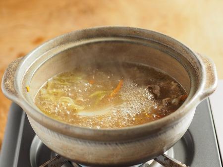 市販の水餃子とラーメンスープ038