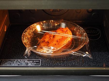 鶏むね肉の花椒照り焼き039
