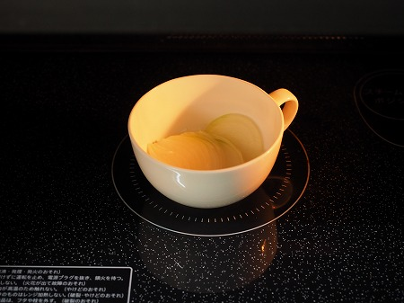 レンチンオニオンスープ005