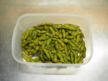 枝豆のクリームチーズ和え020