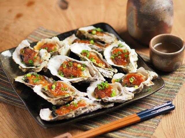 料理 レシピ 牡蠣