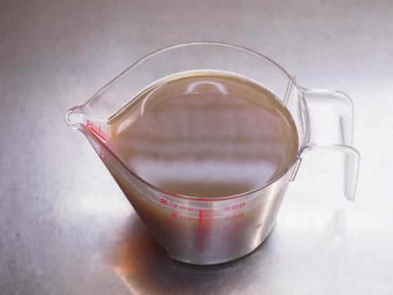 牡蠣のフライパン炊き込みご飯018