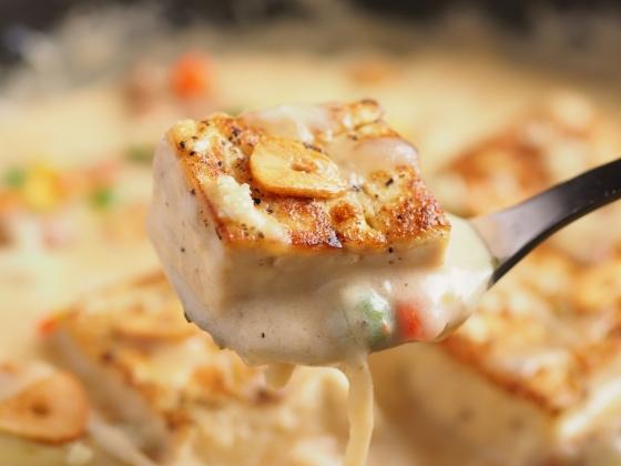 シュクメルリ風豆腐ステーキ127
