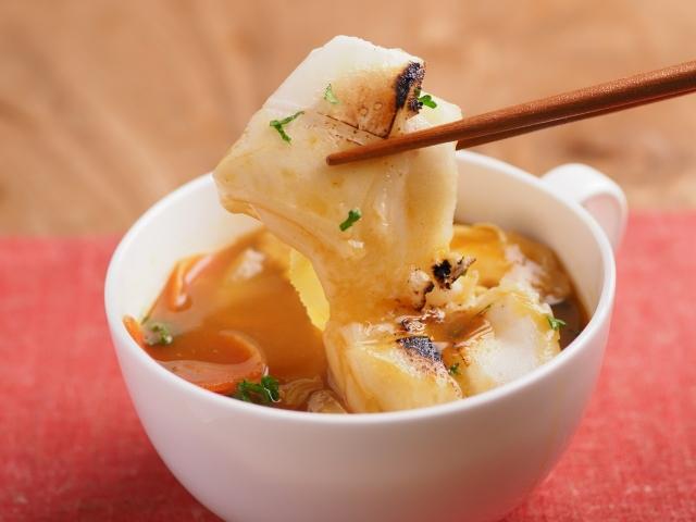 白菜たっぷり力餅カレースープ021