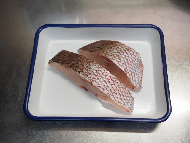 鯛と菜の花の炊き込みご飯004