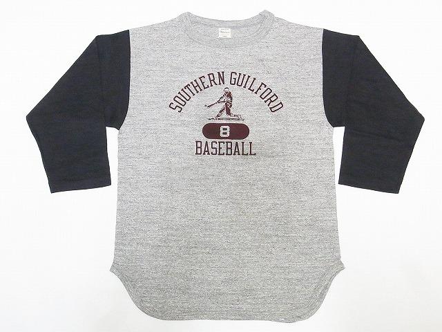 ウエアハウス ベースボールTシャツ 4800 SOUTHERN GUILFORD