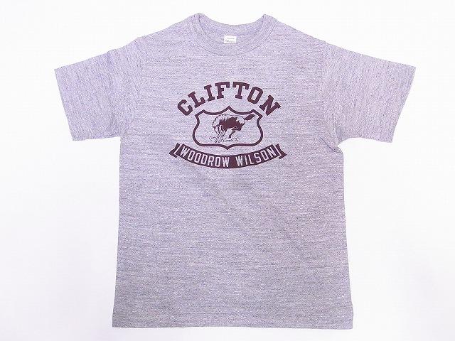 ウエアハウス WAREHOUSE Tシャツ CLIFTON 4601