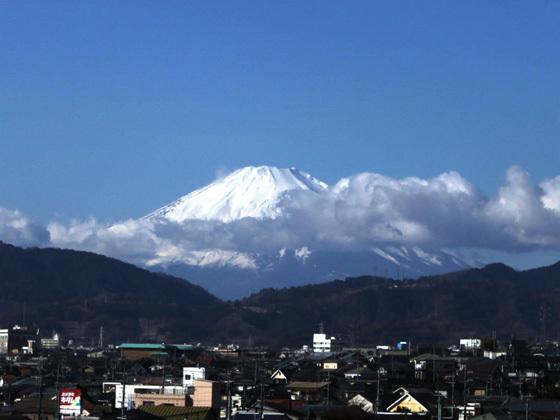 富士山19年1月