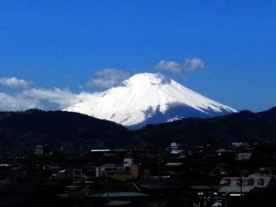 富士山20年4月
