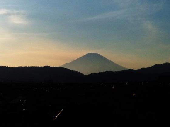 2/5 富士山