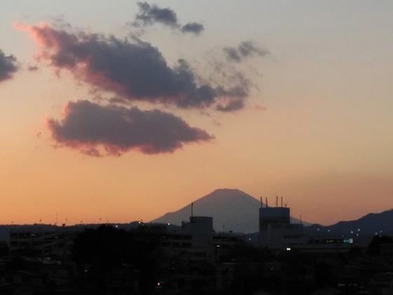 2/7 富士山